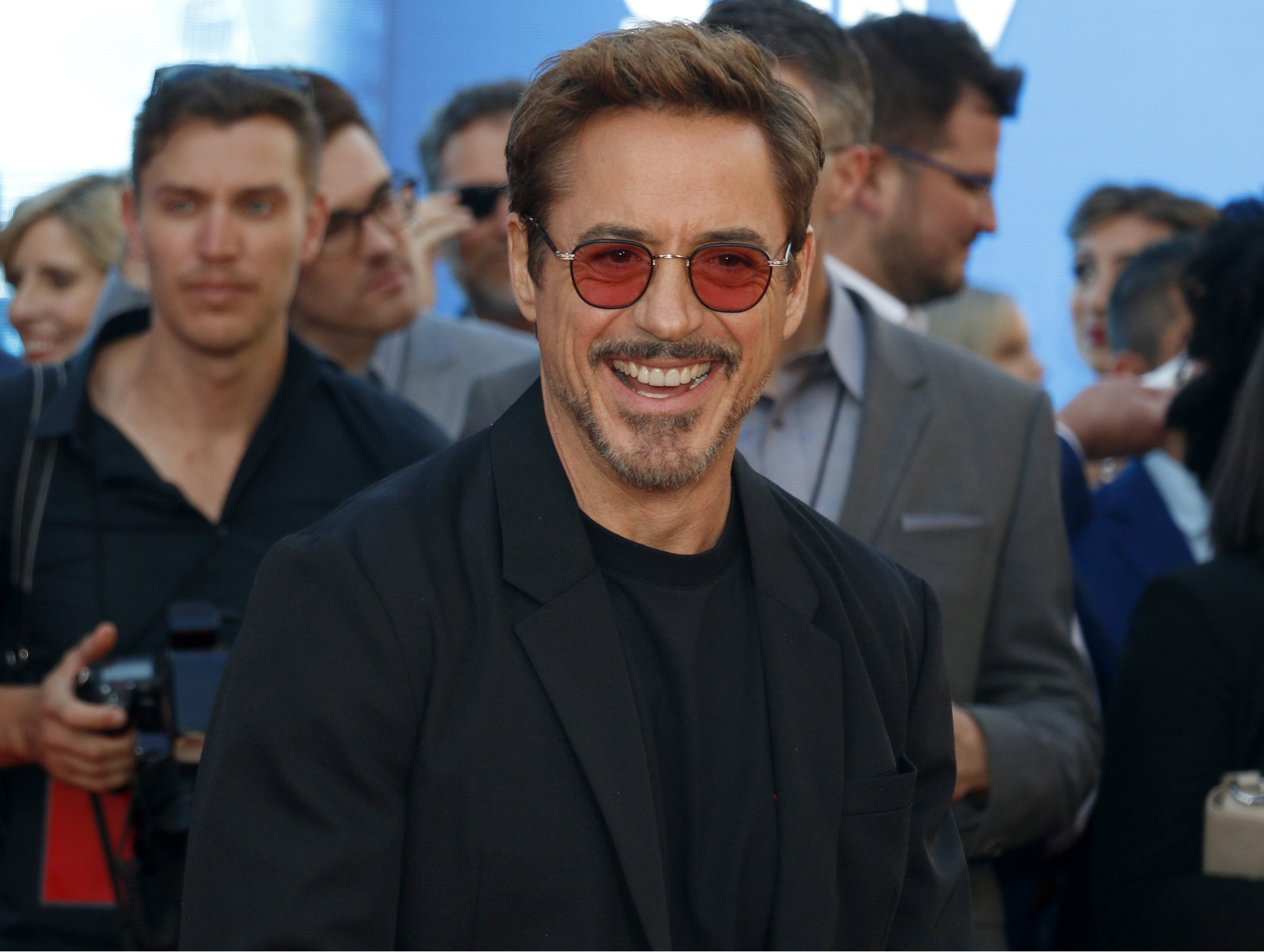 celebrities in recovery robert downey jr