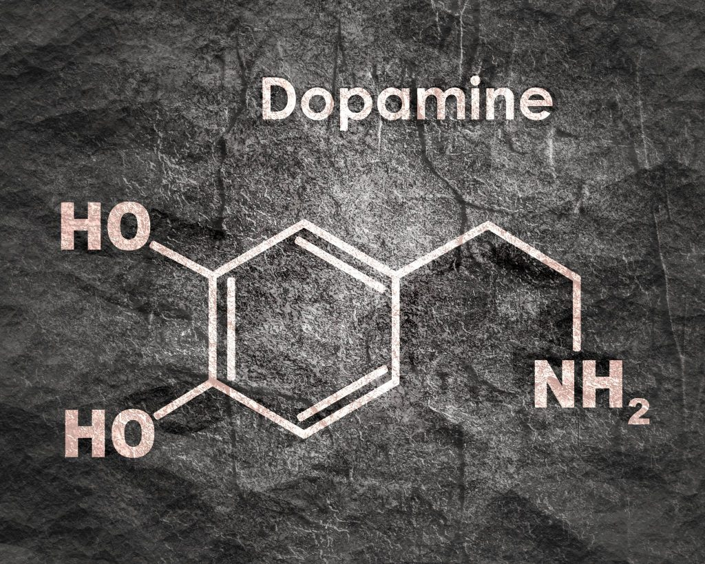 dopamine receptors for alcohol addiction