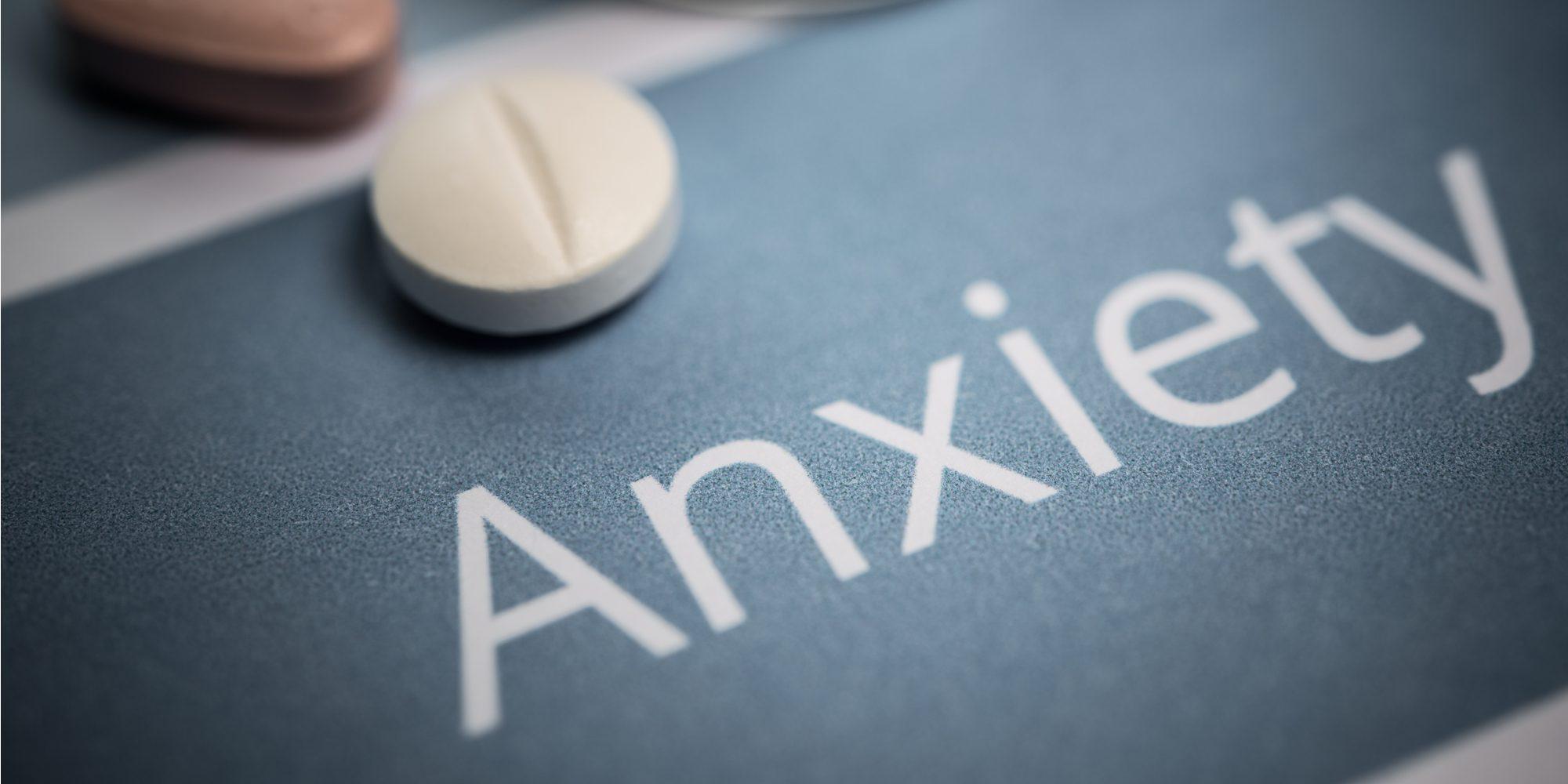 New Anxiety Medication