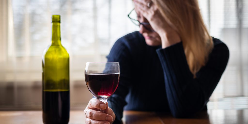stages of alcohol recovery